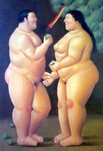 Fernando - Botero Adomas ir Ieva