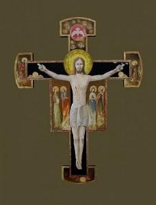 Prisikėlimo kryžius - nuotrauka iš google